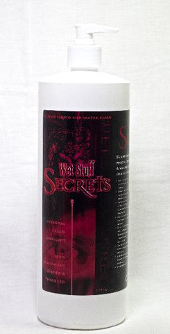 Wet Stuff Secrets 1kg