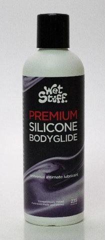 Wet Stuff Premium Silicone Bodyglide Disk Top 235g