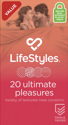 Ultimate Pleasures 20's
