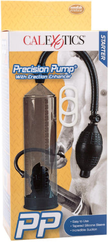 Precision Pump With Enhancer (Smoke)