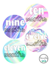 Funky | Monthly Baby Stickers | Stick'em Up Baby™