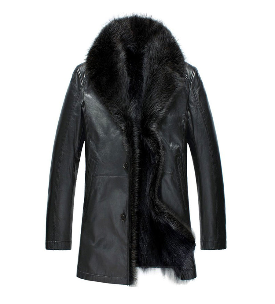 Lambleather Coat