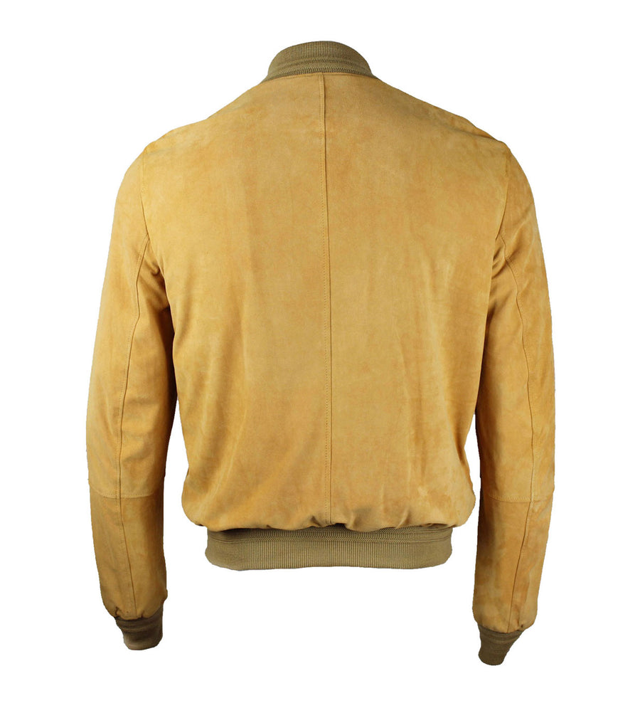 Suede Mens Jacket