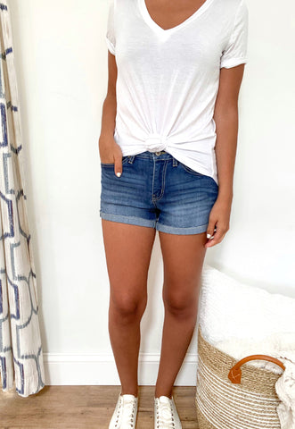 Kancan Hannah Wash Shorts