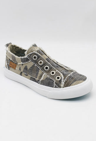 Camo Blowfish Sneakers