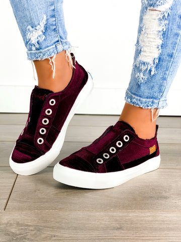 Velvet Blowfish Sneaker