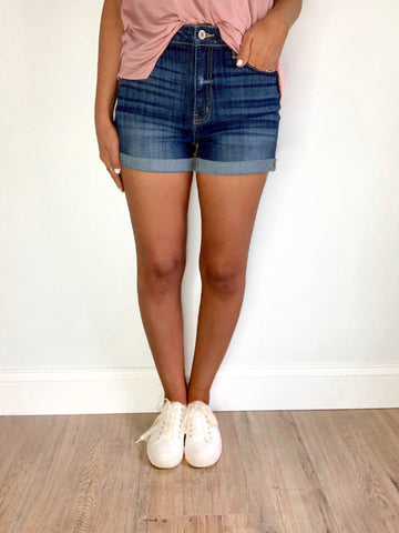 Kancan Kendall Wash Shorts