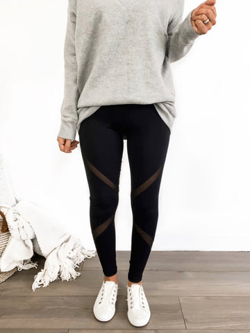 Take On the Day Legging