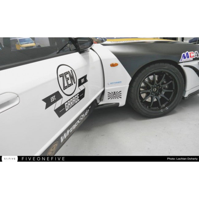 ZEN GARAGE XL RACE CAR DECALS