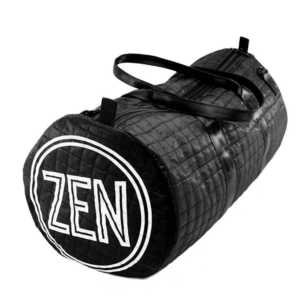 ZEN TRACK DAY DUFFLE BAG