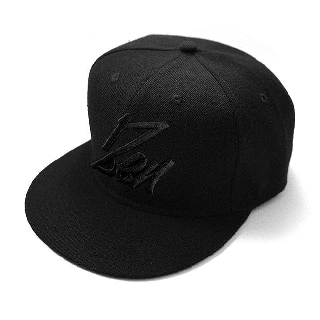 ZEN GRAFF SNAPBACK BLACK EDITION