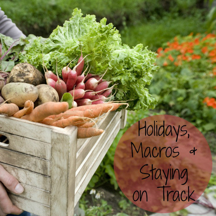 Holidays, Macros & Staying on Track
