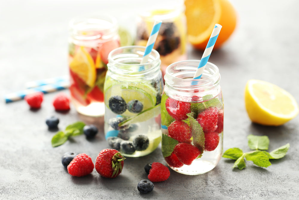 The SKINNY on Detox Water