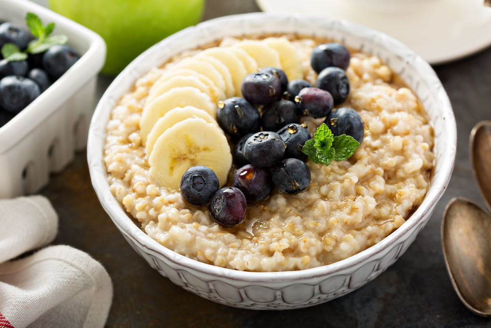 5 Ways to Make Oatmeal Exciting