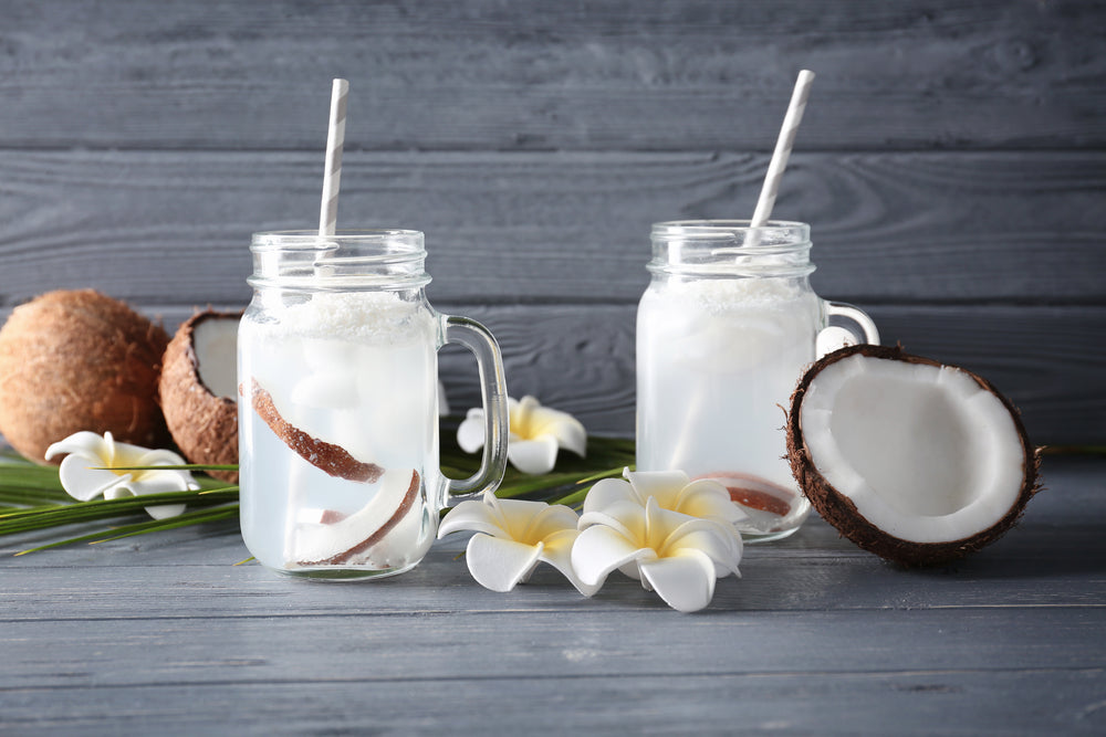 Coconut Water: The Best Summer Drink?