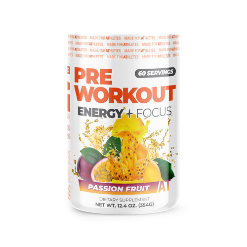 AUX 2.0 Pre Workout Formula - Passion Fruit