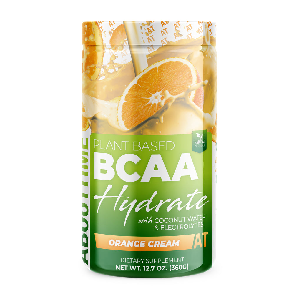 Plant Based BCAA Hydrate