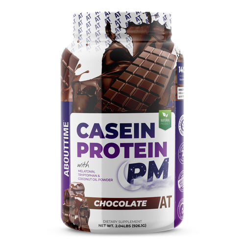 Casein Protein Nighttime Recovery Formula - Chocolate