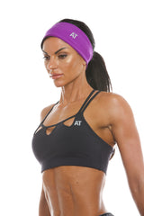 Signature Series Headband - Purple
