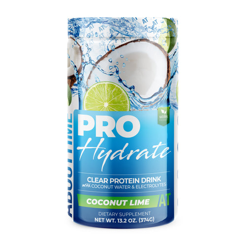 ProHydrate + Coconut Lime