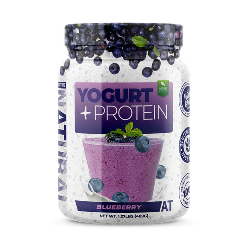 Protein Plus Greek Yogurt - Blueberry