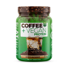 Coffee + Vegan Protein
