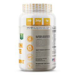 Whey Protein Isolate Unflavored