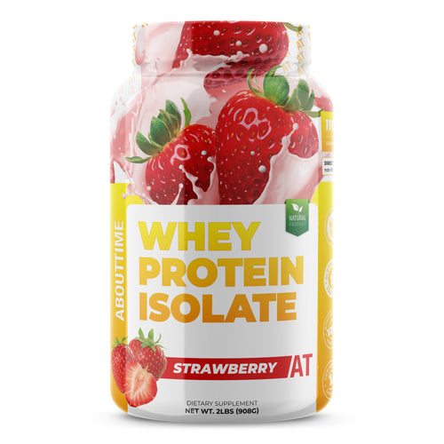 NEW Whey Protein Isolate