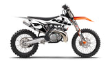 "KTM SX  "" THE GENERAL"" BLACK & WHITE"