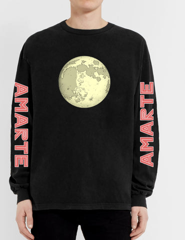 Amarte Long Sleeve T-Shirt - Spain Tour