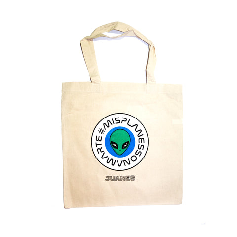 Mis Planes Son Amarte Official Tote Bag