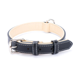 LUKE Leather Collar & Leash