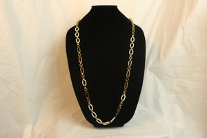 Delicate Thin Plain Chain Necklace Simple Layering