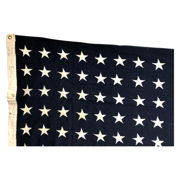 Vintage 48 Star Flag made by Dettra Flags Sewn Stars and Stripes