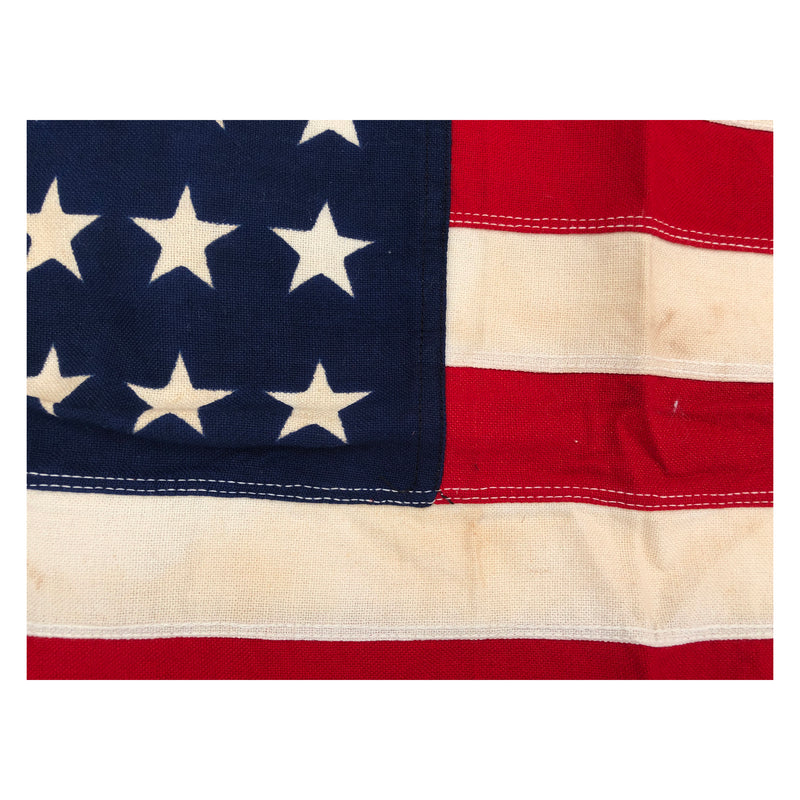 Vintage 48 Star Flag - Defiance Cotton Bunting 2 x 3Ft