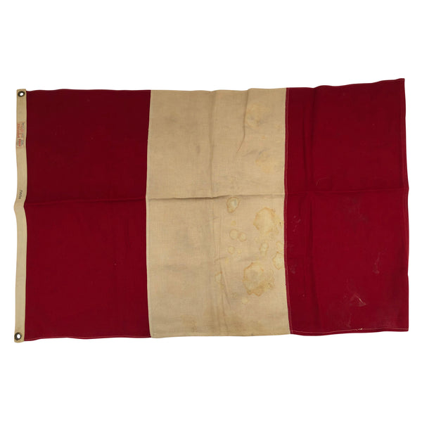 Vintage Peru Flag made by Annin & Co. - Defiance