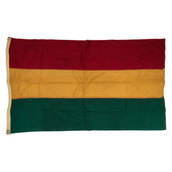 Vintage Ethiopa Flag made by Annin & Co. - Defiance