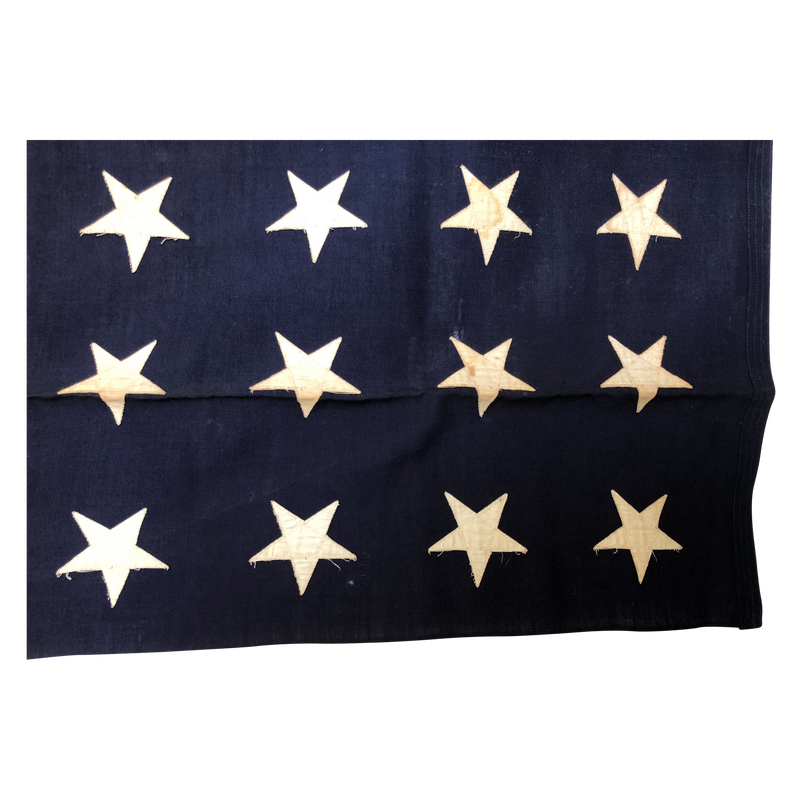 US Union Jack 48 Star Flag, Mare Island Flag 1940