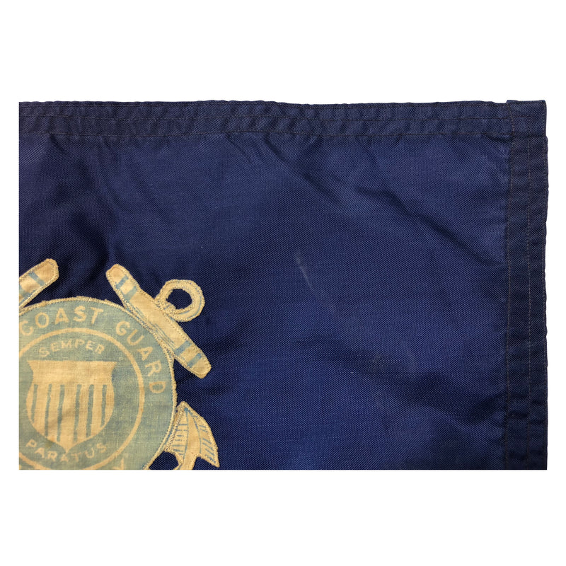 Vintage US Coast Guard Flag