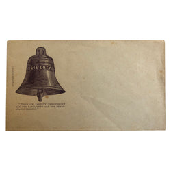 Patriotic Civil War Cover - Liberty Bell