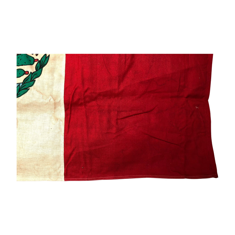 Vintage Mexico Flag - by Dettras Flags