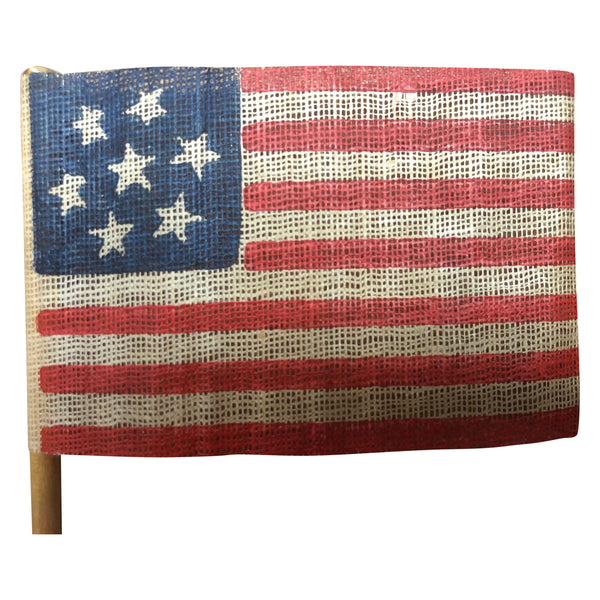 Antique Vintage -  Star Flag 1876-1900