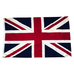 Vintage British Union Jack Flag - Defiance Cotton Bunting
