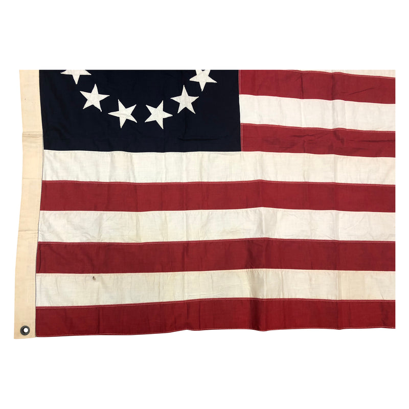 Vintage 13 Star Flag - Sewn Stars & Stripes - American Flag Co.
