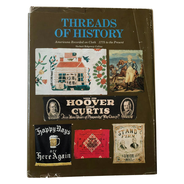 Threads of History: Americana Recorded on Cloth by Herbert