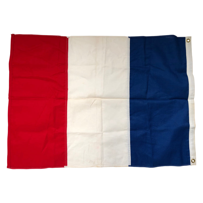 Vintage French Flag - Defiance Bunting