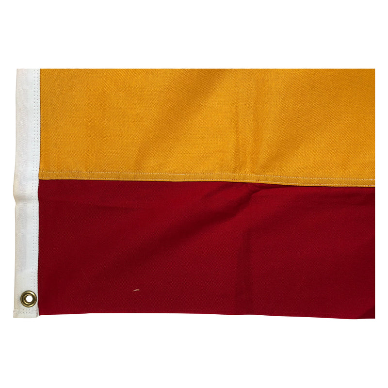 Vintage Spain Flag - Defiance Cotton Bunting