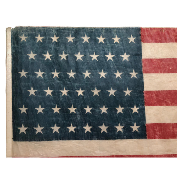 Vintage 46 Star Flag - Large Parade Flag