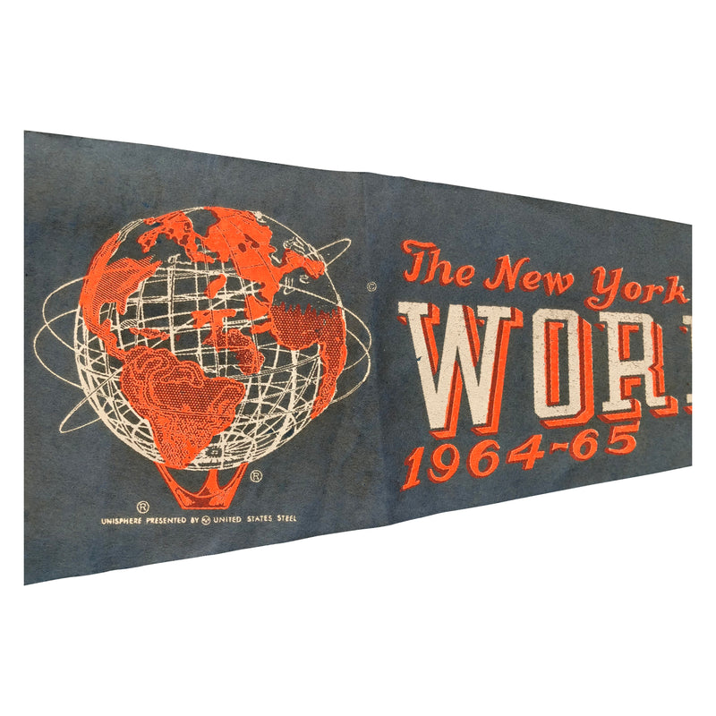 The New York World's Fair 1964-1965 Pennant