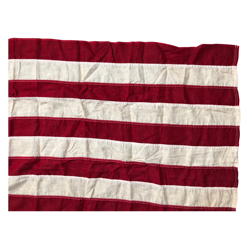 48 Star Flag - Vintage Antique American Flag